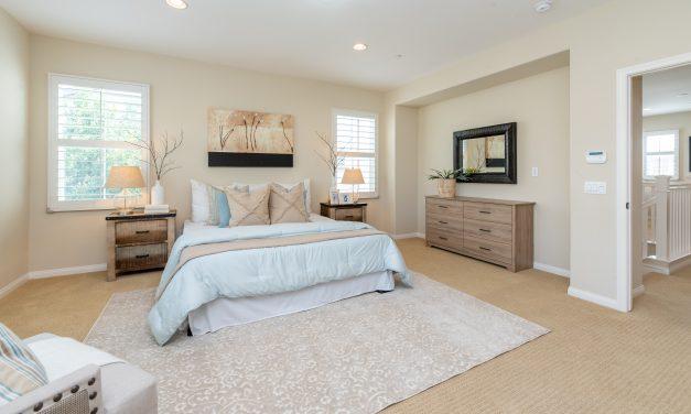 5 Ways to Brighten Your Bedroom Walls