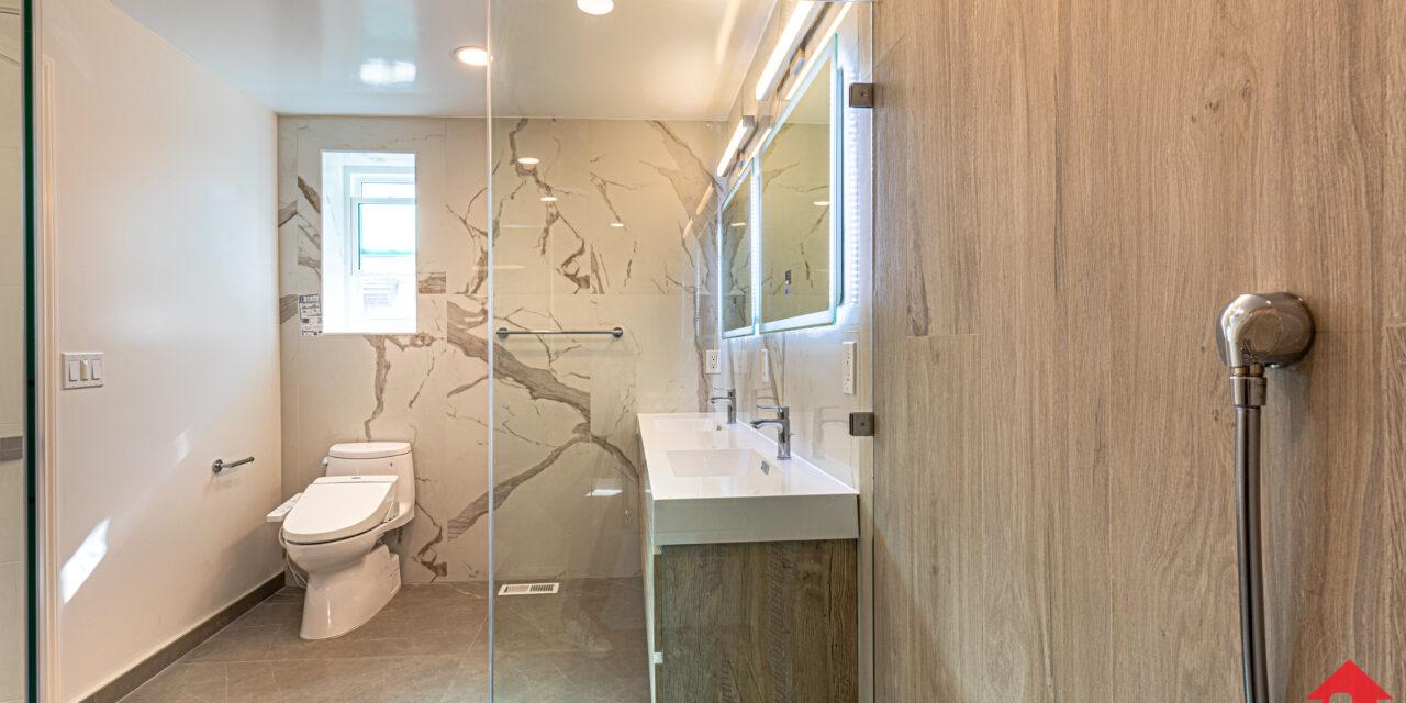 5 Design Ideas for a Modern Bathroom